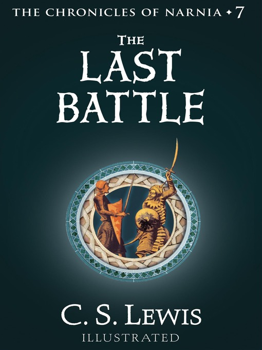 Cover of The Last Battle
